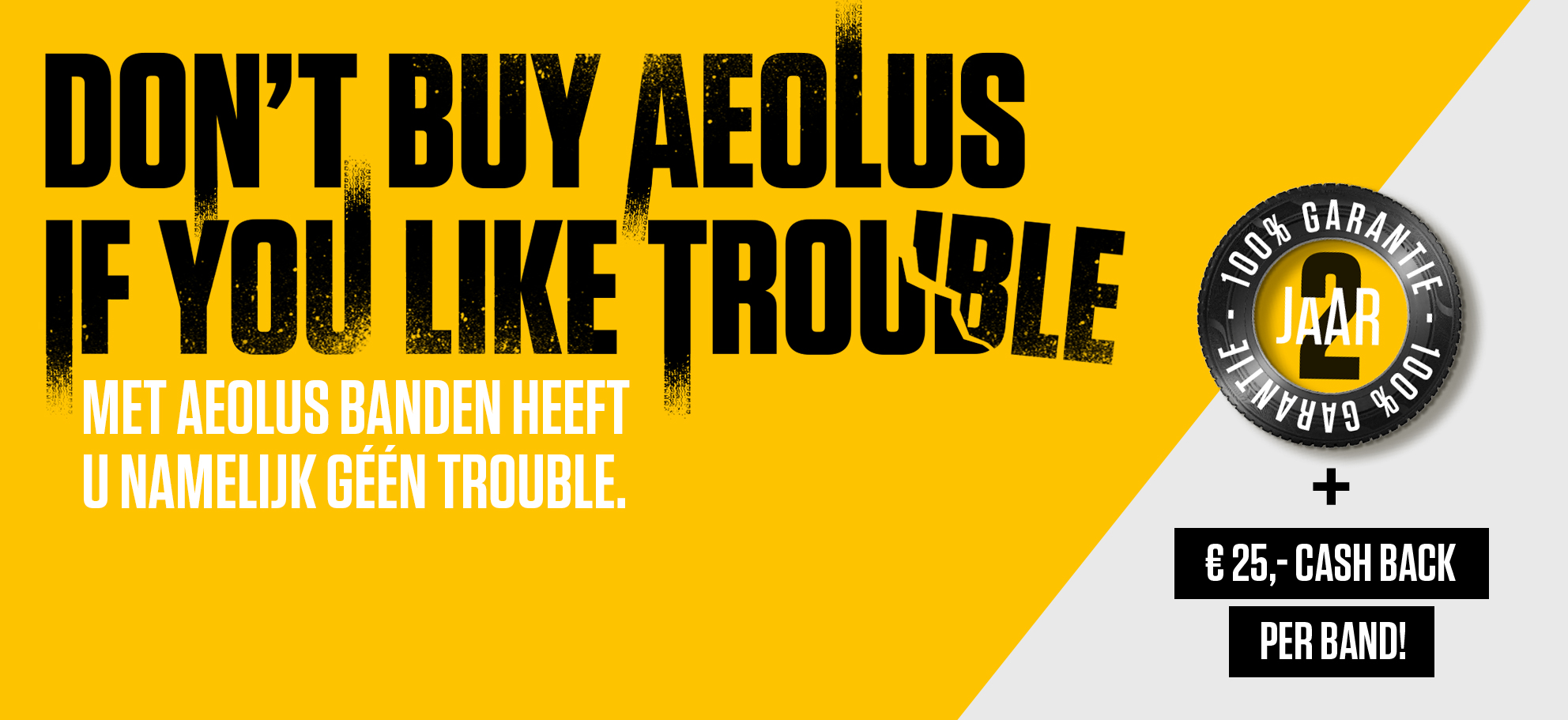 Don't buy Aeolus if you like trouble